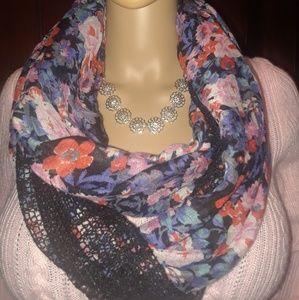 Reversible infinity scarf- NWOT